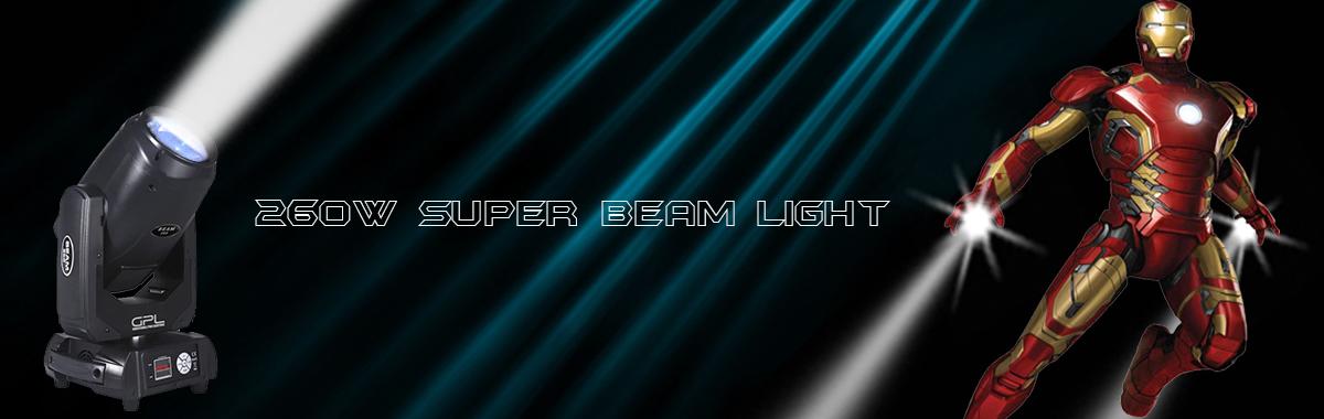 260 BEAM LIGHT