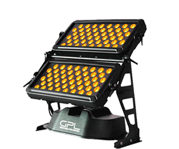LED 96x12w RGBW 4 in 1 Double Layers City Color Light