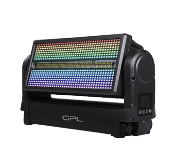 LED outdoor Super Strobe matrix moving head light